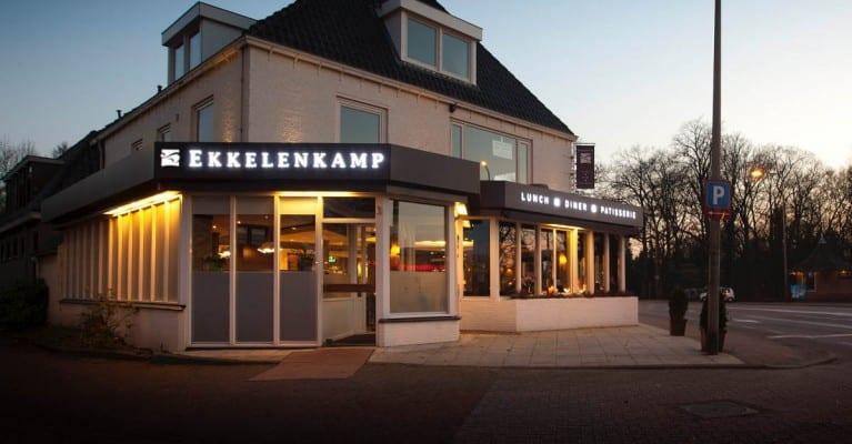 Vier vacatures bij Restaurant Ekkelenkamp Ommen