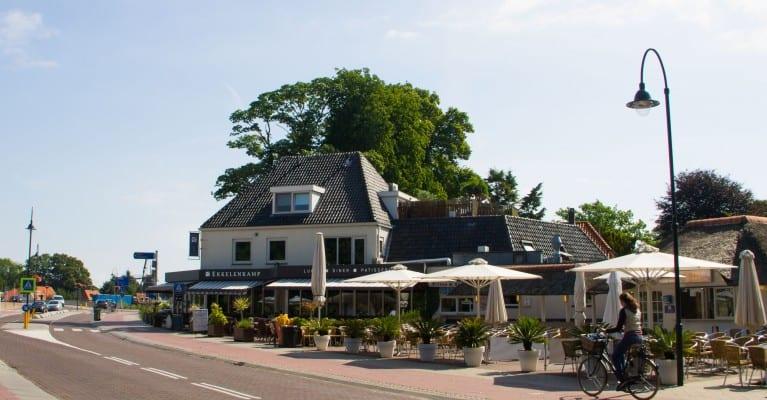 Nieuwe zomer menukaart bij Restaurant Ekkelenkamp