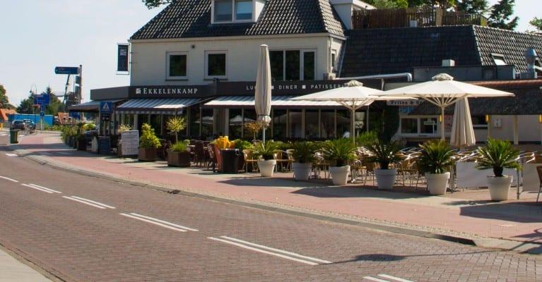 Restaurant en ijssalon Ekkelenkamp Ommen