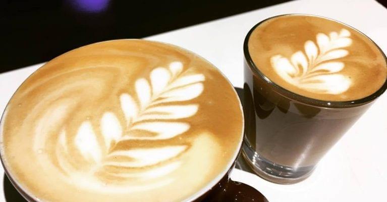 Nieuwe Espresso machine
